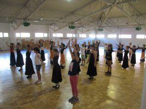 Clase de Danza Española
