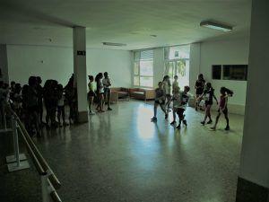 Clase de Danza Moderna